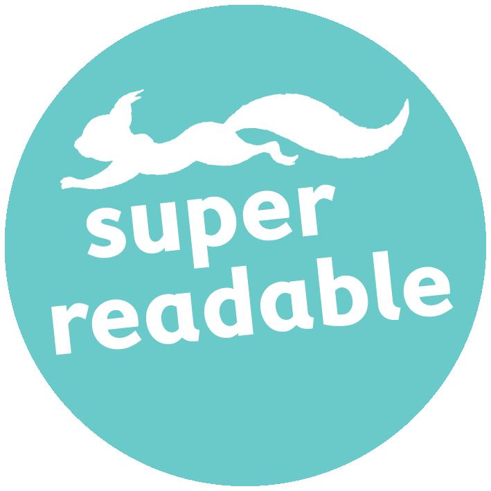 Super readable