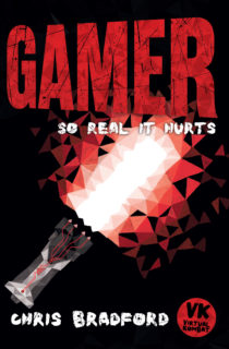 Cover image for Gamer by Chris Bradford