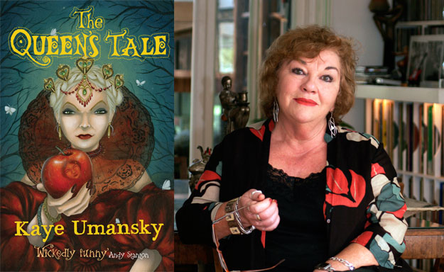 The_Queens_Tale_Kaye_Umansky