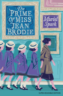 Cover image: The Prime of Miss Jean Brodie by Muriel Spark