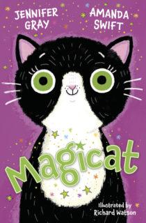 Cover Image: Magicat by Jennifer Gray and Amanda Swift