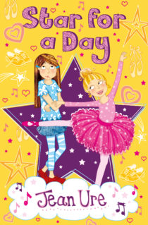 Cover image: Star for a Day by Jean Ure