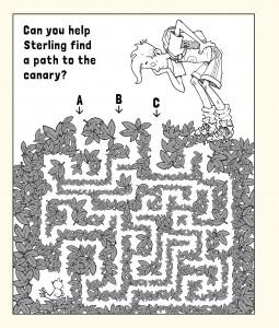 Sterling Maze