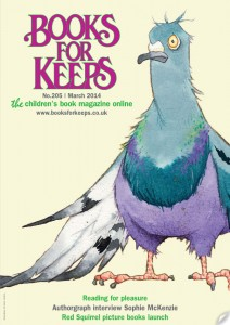 Cover of Books for Keeps