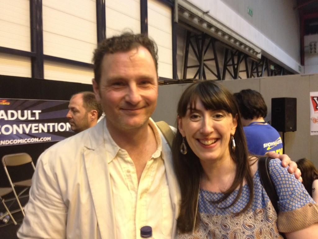 Mairi and Tony McGowan