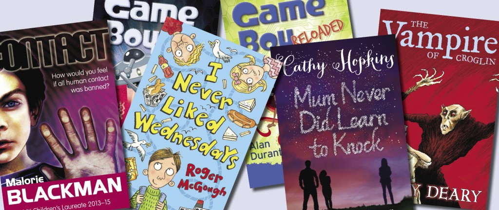 New titles for April 2015
