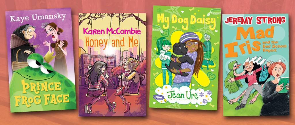August brings new books by best-selling children's authors