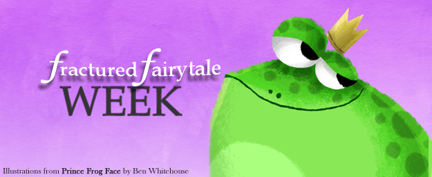 Barrington Stoke's Fractured Fairytale Week