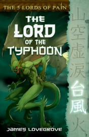 The Lord of the Typhoon by James Lovegrove