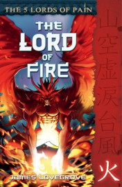 The Lord of Fire by James Lovegrove