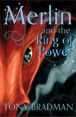 Merlin and the Ring of Power by Tony Bradman