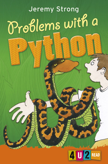 Problems with a Python 4u2read by Jeremy Strong