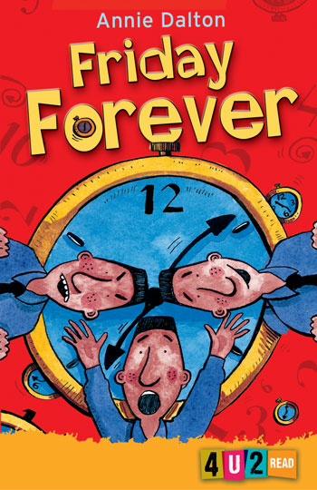 Friday Forever 4u2read by Annie Dalton