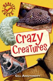 Crazy Creatures by Gill Arbuthnott