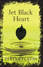 Jet Black Heart by Teresa Flavin