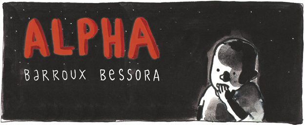 Alpha by Barroux from Barrington Stoke