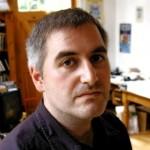 Chris Riddell - Author Photo - (c) Jo Riddell 2002