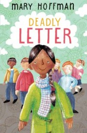 Deadly Letter by Mary Hoffman