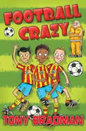 Football Crazy by Tony Bradman