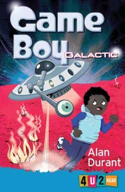 Game Boy Galactic 4u2read by Alan Durant