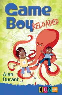 Game Boy Reloaded 4u2read by Alan Durant