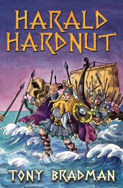 Harald Hardnut by Tony Bradman