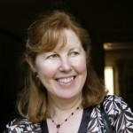 Linda Newbery - Copyright credit to Liz Hingley