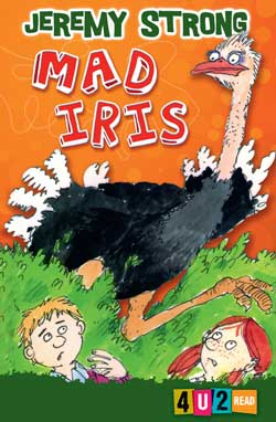 Mad Iris 4u2read by Jeremy Strong