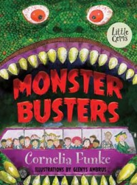 Monster Busters by Cornelia Funke