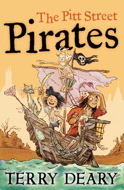 The Pitt Street Pirates 4u2read by Terry Deary