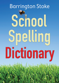 School Spelling Dictionary by Christine Maxwell and Julia Rowlandson