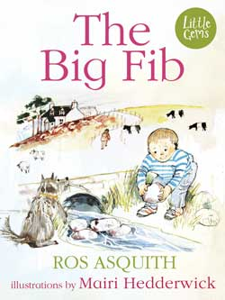 The Big Fib by Ros Asquith
