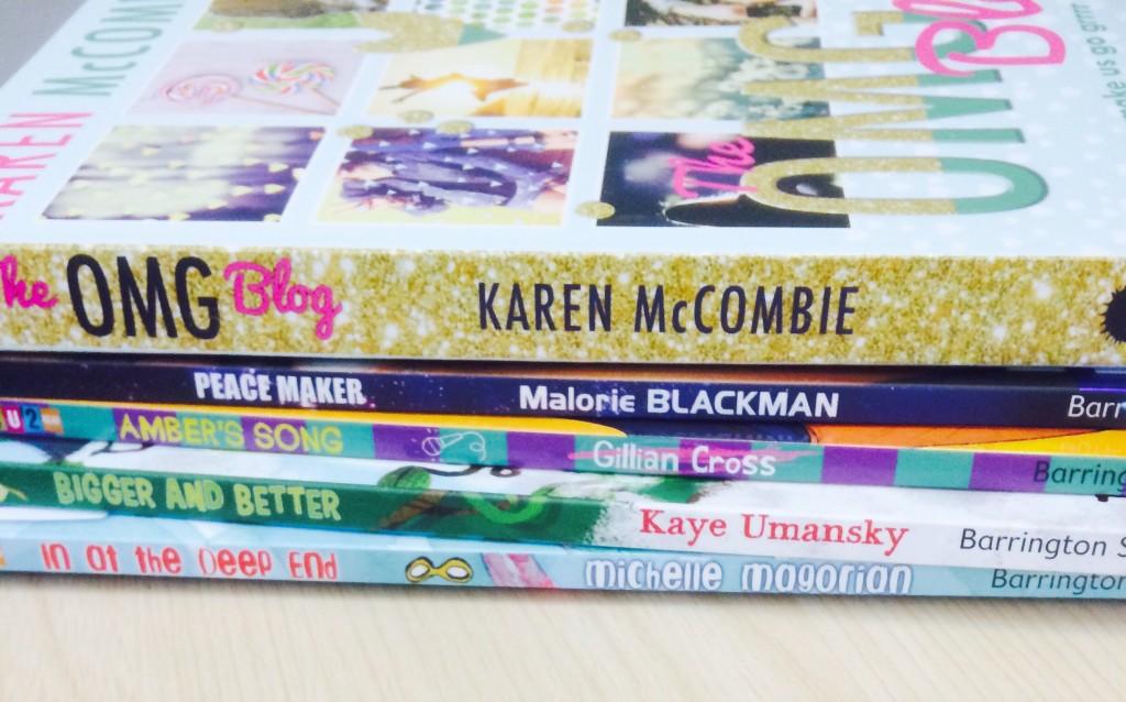 New Books! New Books! April New Titles - Barrington Stoke