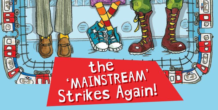 The Mainstream Strikes Again – Inclusivity in Publishing