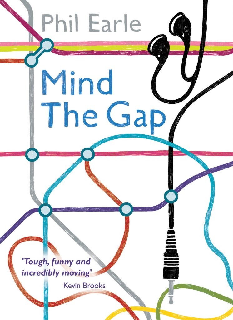 Mind the Gap by Phil Earle