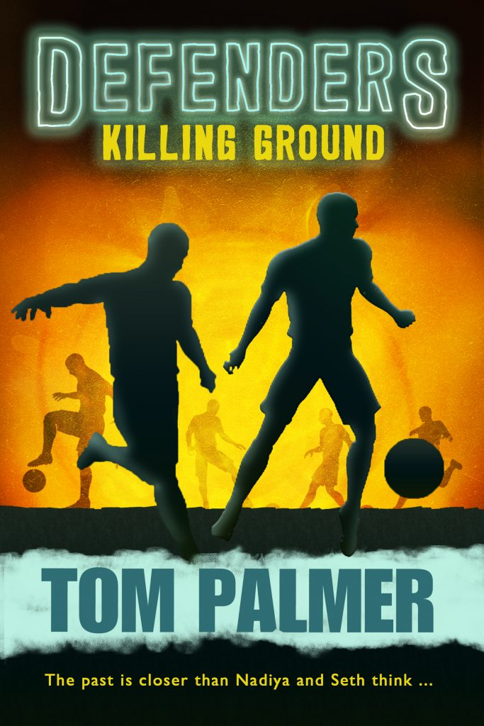 Defenders: Killing Ground by Tom Palmer