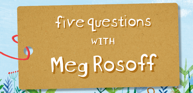 Five Questions with Meg Rosoff