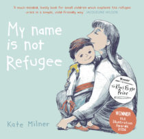 Cover image for My Name is Not Refugee