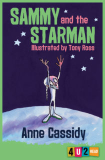 Cover image for Sammy and the Starman