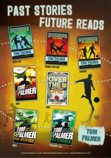 Tom Palmer Timeline Poster