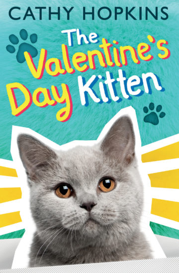 The Valentine's Day Kitten COVER.indd