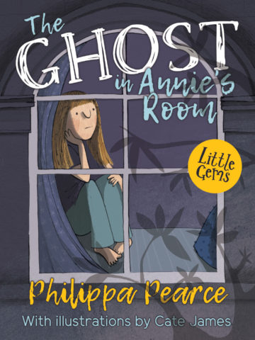 The Ghost in Annie's Room COVER.indd
