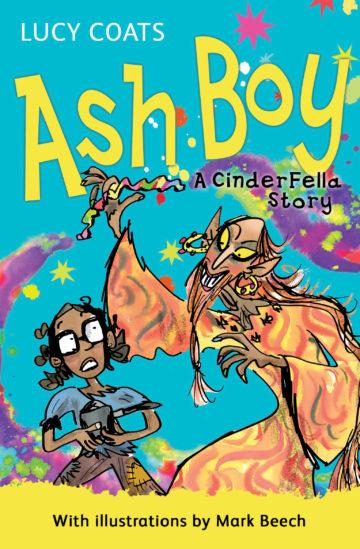 Ash Boy COVER.indd