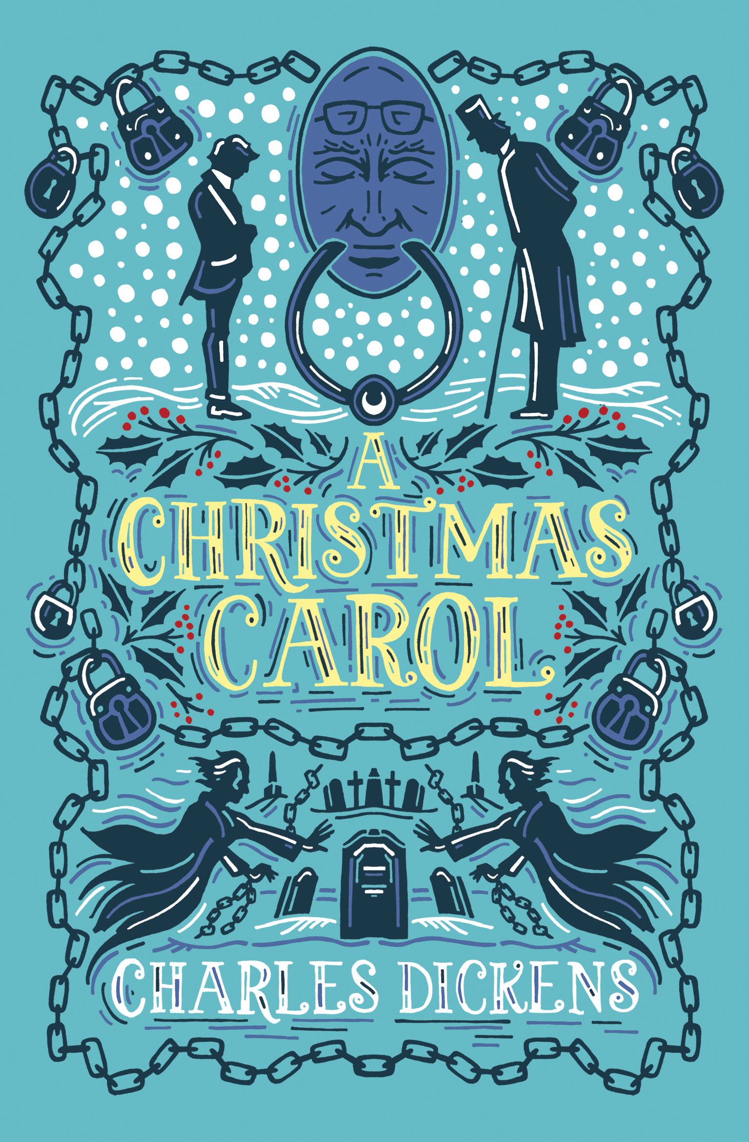 Christmas Carrol.A Christmas Carol Dyslexia Friendly Edition