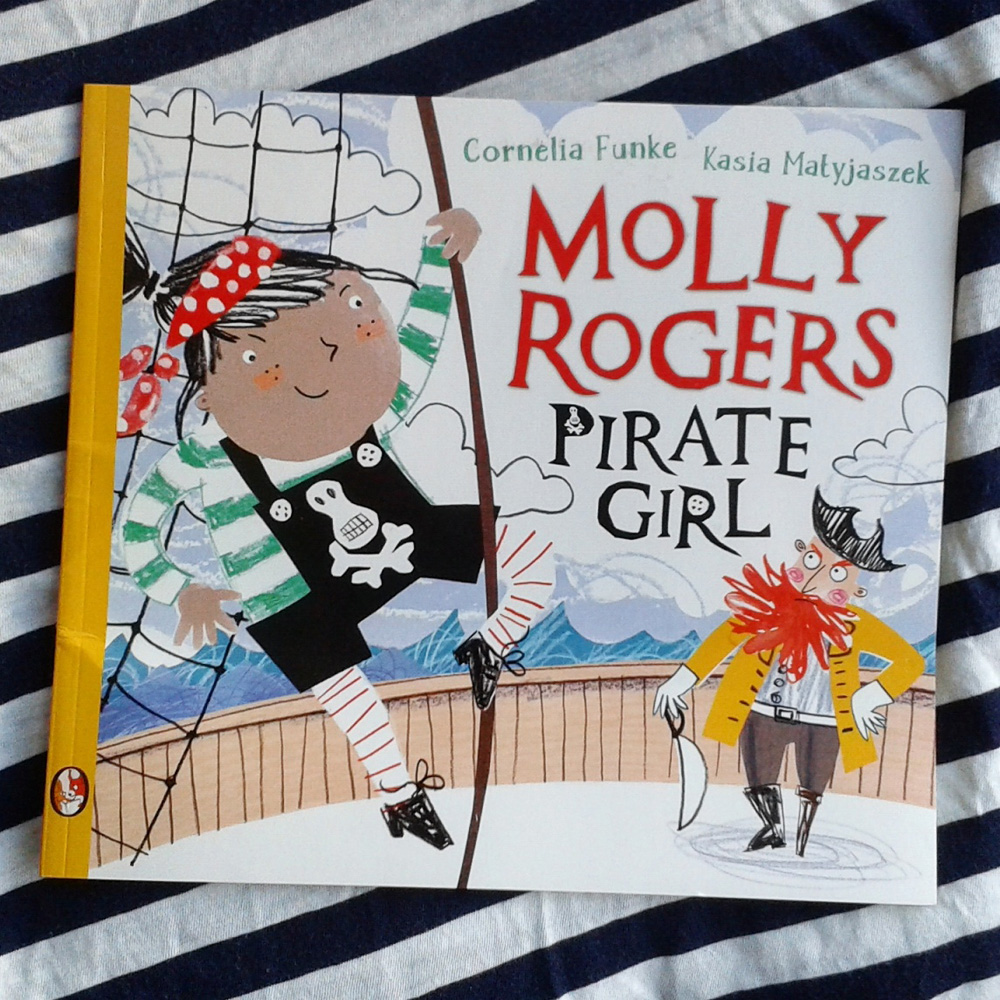 Molly in the Making with Kasia Matyjaszek Molly Rogers, Pirate Girl