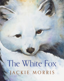 cover image of the white fox