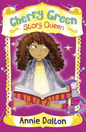 Cherry Green Story Queen 4u2read COVER.indd