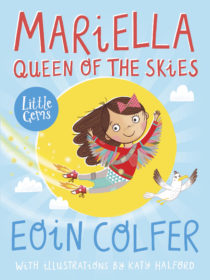 Cover image of Mariella Queen of the Skies by Eoin Colfer