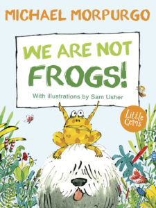 we are not frogs cover image