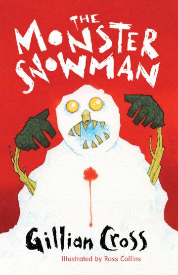 The Monster Snowman REPRINT